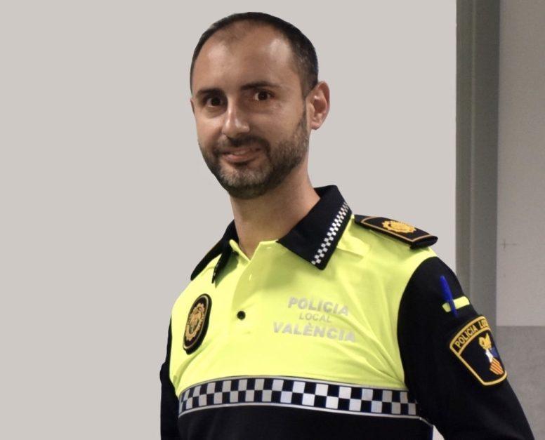 Entrevista a Ximo Bresó Beltrán, Agente de Policía Local de València
