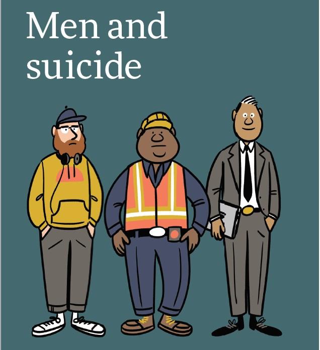 Buddy Up: campaña de prevención del suicidio de hombres para hombres